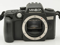 Minolta Dynax 60 Gehäuse Body SLR Kamera Spiegelreflexkamera