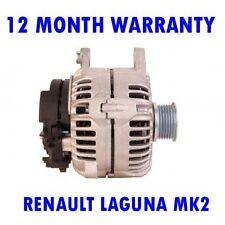 RENAULT LAGUNA MK2 MK II 2.0 2.2 2001 2002 2003 2004 - 2015 RMFD ALTERNATOR