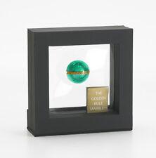 "Golden Rule  Marble ""Do Unto Others ... "" Boys & Girls  Gift   Acrylic  Green"