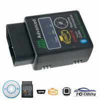 Elm327 V2.1 OBD2 Coche Bluetooth Escáner Diagnóstico Para Automóvil Camión Tool
