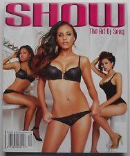 NICOLE  SOCA  MIRTHA  Mar/April 2007 SHOW Magazine Issue #5 THE ART OF SEXY