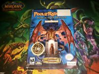 POOL OF RADIANCE RUINS OF MYTH DRANNOR Forgotten Realms PC RPG Game Boxed MINT!
