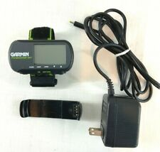 Garmin Forerunner 201 Gps Enabled Personal Trainer & Charger $259 Retail