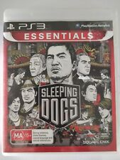 Sleeping Dogs - Playstation 3 PS3 - fast free post