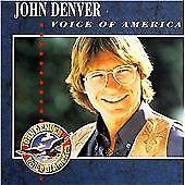 John Denver     VOICE OF AMERICA     Brilliant 16 track CD / includes rare songs