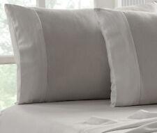 175 GSM Egyptian Cotton Flannelette 4 Piece Sheet Sets Queen graphite extra deep