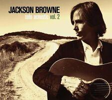 Jackson Browne - Solo Acoustic Volume 2 [CD]