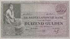 Netherlands Nederland 1000 gulden 1938 / U113