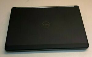 "Dell Precision 7520 15.6"" i7-6820HQ @2.7 GHz Quadro 32GB Nvidia M2200M No HD #2"