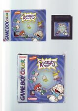 RUGRATS : TIME TRAVELLERS - NINTENDO GAME BOY COLOR GBC / GBA COMPATIBLE - BOXED