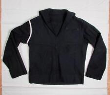 Vintage 1950s US Navy Wool Cracker Jack Top Uniform Shirt Shoulder Stripe USN