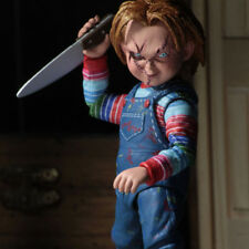 NECA GOOD GUYS CHUCKY Doll PVC Figure Collectible Model Toy 15cm