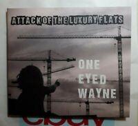One Eyed Wayne - Attack of the Luxury Flats - CD Album 💿 (2016)