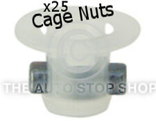Cagenuts Intagliato PUNCH Foro 6mm SPESSORE 1,8 mm PEUGEOT 408 ETC 405pe 25PK