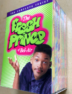 The Fresh Prince of Bel-Air: The Complete Series season 1-6 DVD 22-Disc *NEW*