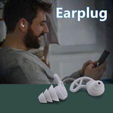 Sleep Noise Reduction Ear Protector Silicone Ear Plugs Anti Noise Earplugs