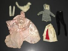 Early 1960'S Barbie Outfits - Enchanted Evening & Winter Holiday!