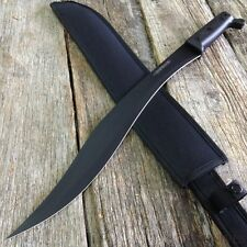 "21""TACTICAL Combat Survival FIXED BLADE KNIFE Machete Bowie SHEATH 6332 zix1-TH"