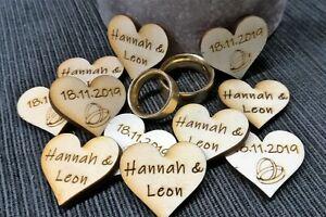 Personalisierte Für Hochzeiten Aus Holz Günstig Kaufen Ebay