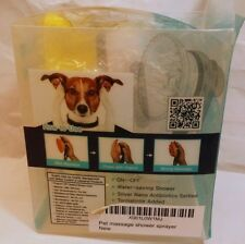 Jw,Pet Healing Shower Head Wash System For Dogs.New.Free Shipping