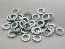 """GENUINE 5/16"""" SPRING WASHERS HEAVY DUTY VERY HIGH QUALITY WIDE SECTION X50"""