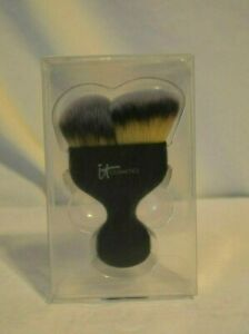 IT Cosmetics Heavenly Luxe Hello Cheekbones Contour Brush No. # 19 New