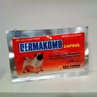 DERMAKOM - DOG/PET TREAT Fungal Skin Infections/scabies/Itchy