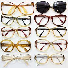 Vintage Lot Of 10 Christian Dior Austria Germany 2842 2709 2557 2781 Sunglasses
