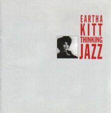 Eartha Kitt Thinking jazz (1991)  [CD]
