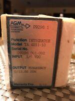 AGM Electronics TA 4011-10 1/5 VDC Input, Output: 0/13.88 PPM