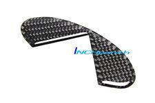 For07~12 Infiniti G35 G37 4-Door Carbon Fiber Trunk Lid Emblem Logo Filler Decal