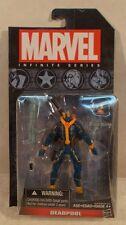 "Marvel Universe 3.75"" Infinite Series Deadpool (Blue-X-Men)  (Mint On Card)"