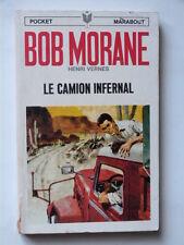 "Bob Morane  ""Le camion infernal ""    VERNES"