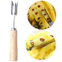 Stainless Steel Pineapple Peeler Tool Cutter Pineapple Corer Fruit P4E4