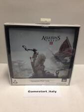 Assassin's Creed III 3 plastron-pour Sony PS3 Slim-NEUF-très rare-Hori