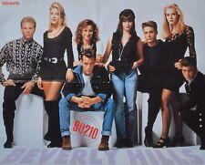 BEVERLY HILLS 90210 - A2 Poster (XL - 42 x 55 cm) - Clippings Fan Sammlung NEU
