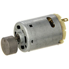 1.1inch Dia Mini Vibration Vibrating Electric Motor DC 12-24V 8000RPM Gray N4Q8