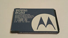 MOTOROLA BQ50 OEM Cellphone Battery for EM330 VE240 W175 W230a W270 W233 W376