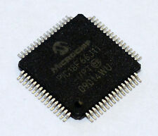 Microchip PIC18F66J11-I/PT High-Performance Microcontrollers