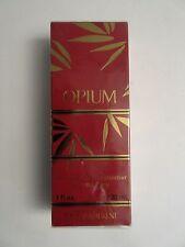 Vintage Original Yves Saint Laurent OPIUM Eau De Toilette Spray 1 fl.oz 30ml NOS
