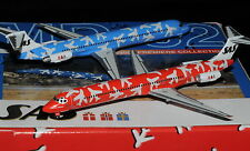 "DRAGON WINGS 1/400 MD-82 SAS SCANDINAVIAN "" Blue & Red """