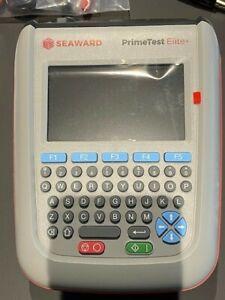 Seaward Primetest Elite Plus Appliance Tester with Patguard Software