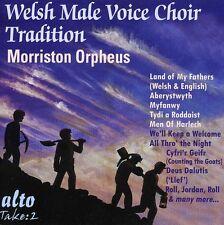 Welsh Male Voice Choir Tradition 5055354419317 Morriston Orpheus CH