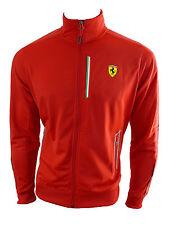 Puma Ferrari Jacke Sweatjacke rot F1 Gr.M