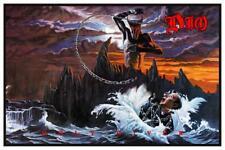 DIO * POSTER * Holy Diver ALBUM pic  - Ronnie James Dio - Black Sabbath/Rainbow