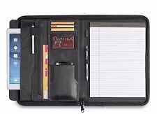 Samsonite Parker Leather Padfolio w/ Interior scratch-resistant pocket   - New