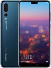 "Huawei P20 Pro Blue Dual SIM 128GB 6.1"" Octa Core 6GB RAM 40MP Phone By FedEx"