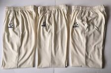 Youth Cricket Trousers Bundle Set of 3 Readers Cricket Trousers Youth x3