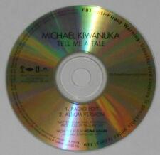 Michael Kiwanuka - Tell Me a Tale - 2012 U.S. promo cd