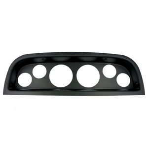Direct Fit Gauge Panel Chevy Truck 60-63 Black